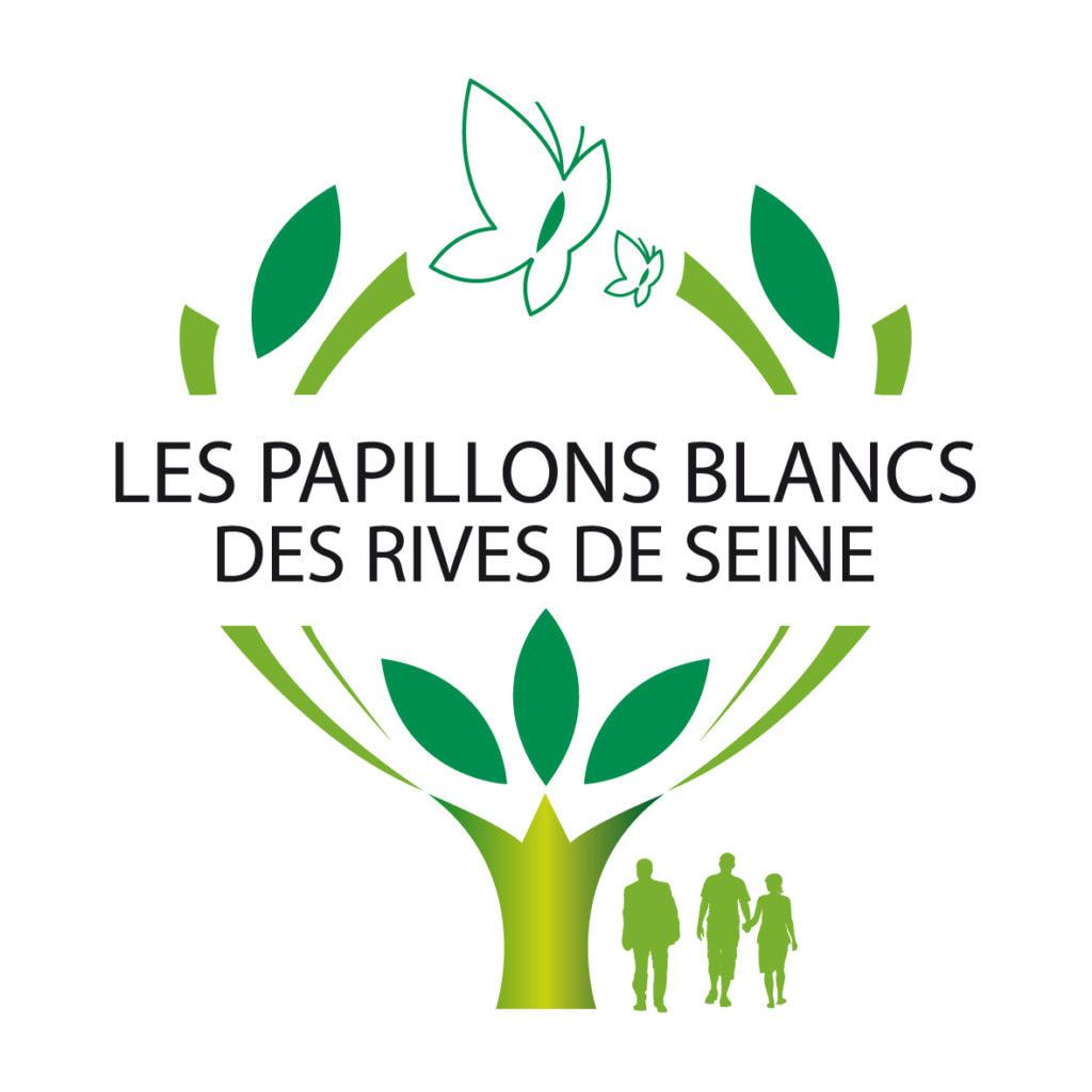 Logo Les Papillons Blancs des rives de Seine