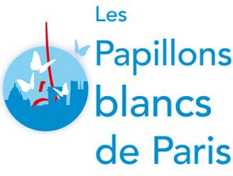 Logo Les Papillons Blancs de Paris