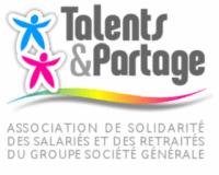 Logo Talents & Partage